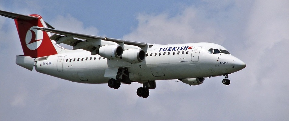Turkish Airline Plane