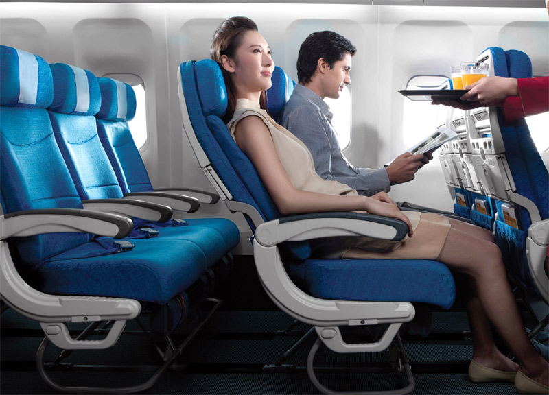 Best And Worst Seats On The Airplane