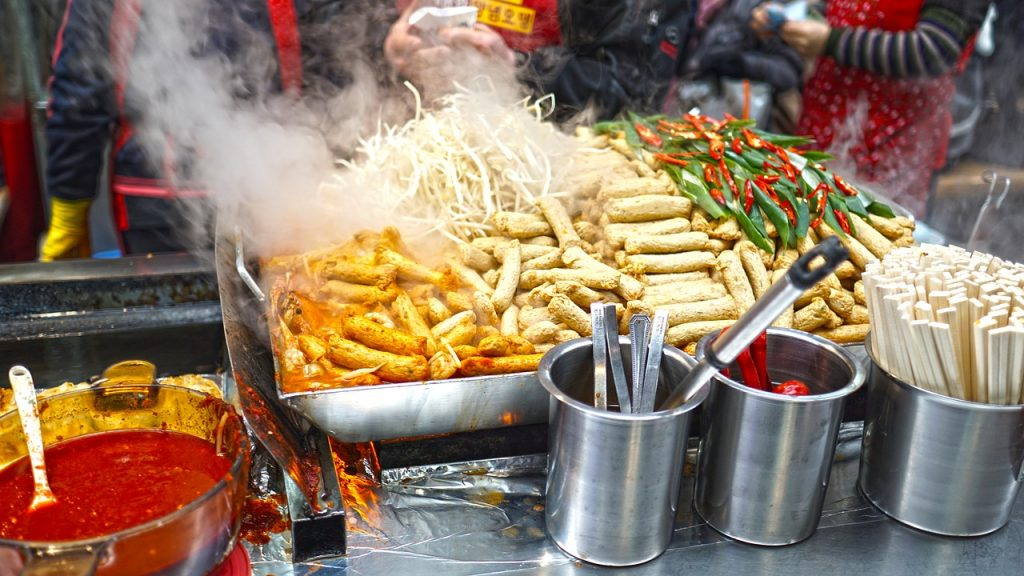 Best Street Food To Try Around The World