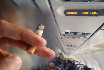 How Come Smoking On Plane Is No Longer Ok