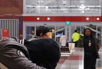 Homeless Services At Airports