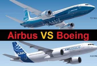 The Cold War Between Boeing And Airbus