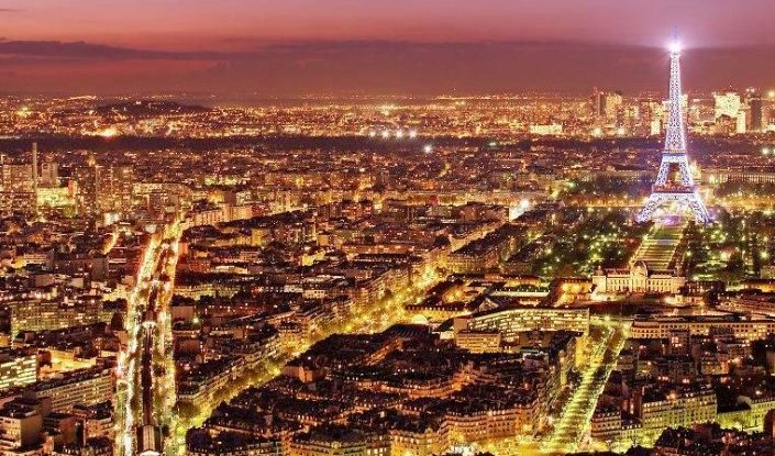 Paris The City Of Light