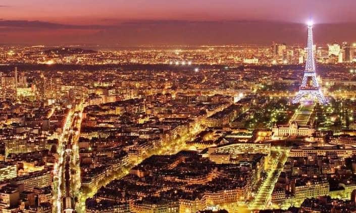 Paris The City Of Light