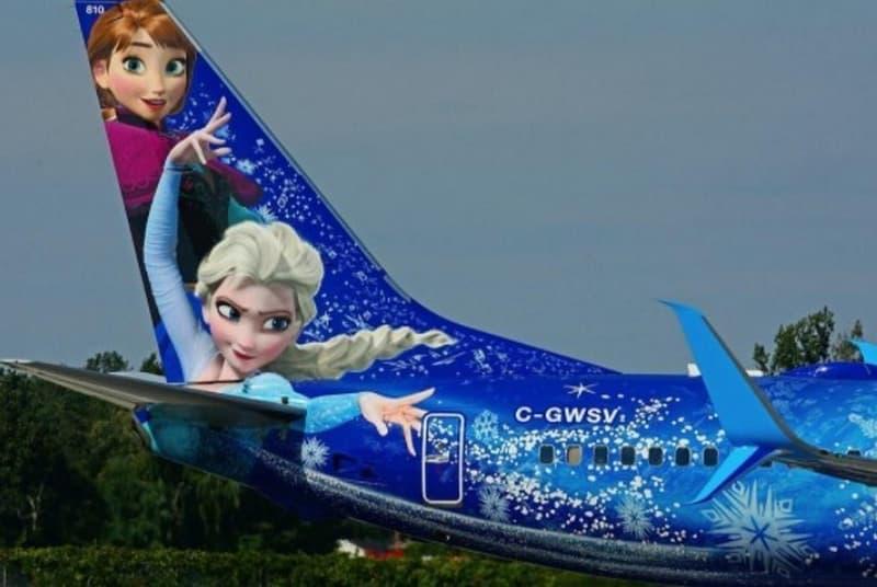 Frozen Airlines