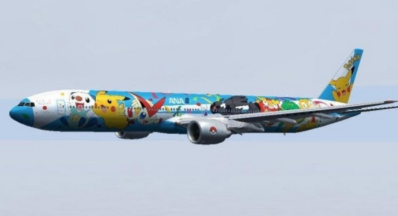 Pokemon Airlines