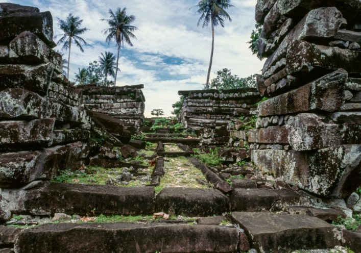 The Mysterious City Of Nan Madol