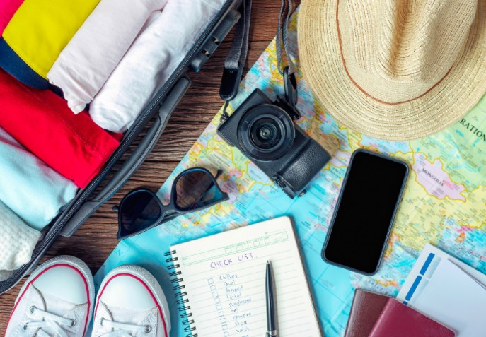 Items You Should Take With You On A Summer Vacation