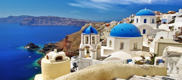 Italy Greek Islands