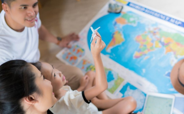 Planning A Family Trip